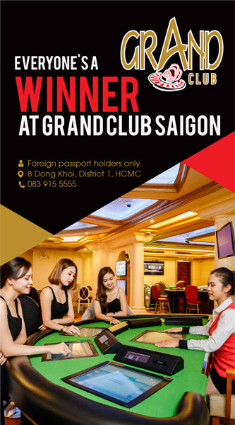 Grand club saigon