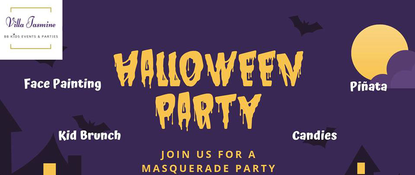 Halloween Party @ BB Kids Events & Parties