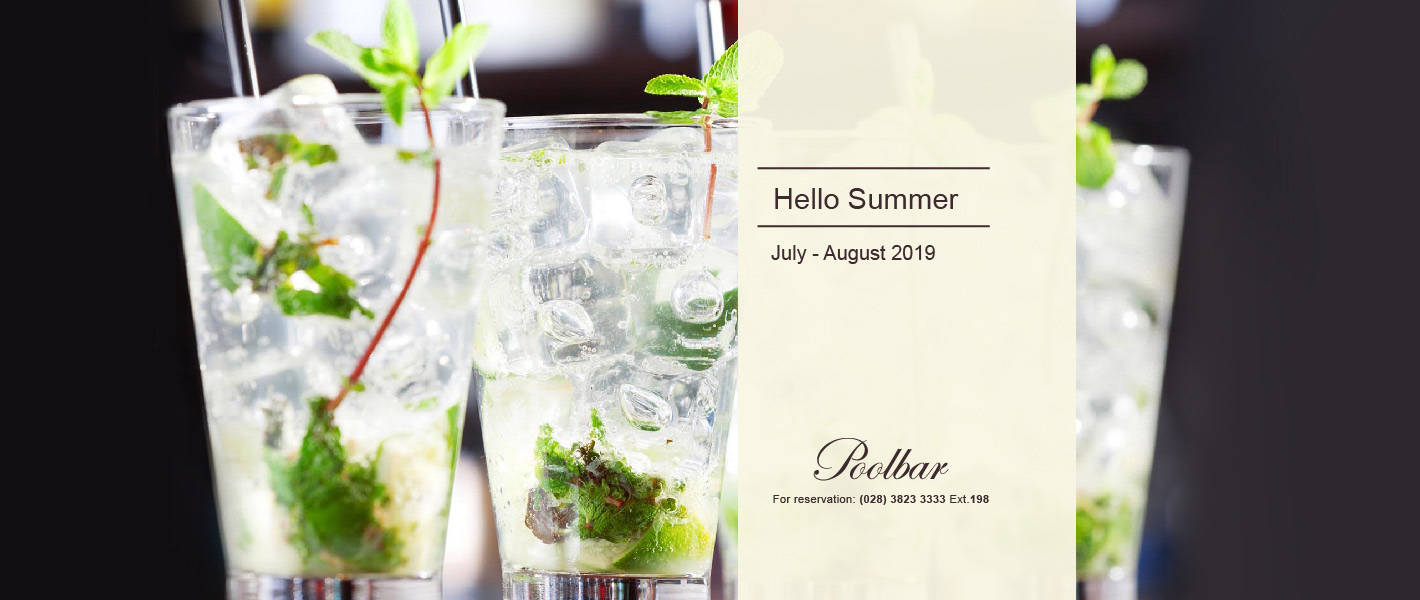 Hello Summer @ Lotte Legend Hotel Saigon