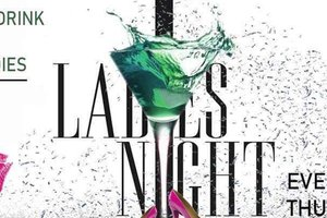 Lady Night @ The Trees Bar
