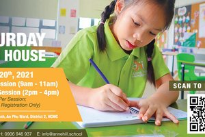 Saturday Open House - A Glimpse into The School Life @ Anne Hill International School