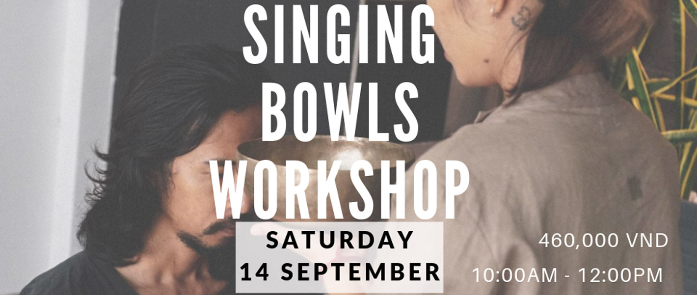 Singing Bowls Workshop for Beginners @ Fair Heaven