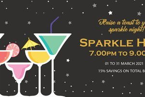 Sparkle Hour @ Pan Pacific Hanoi