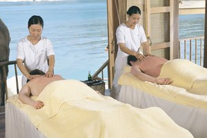 Six Senses Spa (Ninh Van Bay)