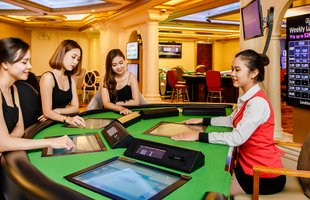 Tips for Winning Big at The Grand Club Casino in Saigon