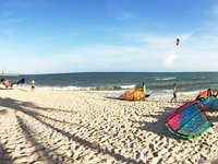 History of kitesurfing in Mui Ne