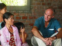 An Interview with Mr. Bernard Kervyn, Mekong Quilts director