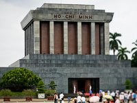 Annual Maintenance of Ho Chi Minh Mausoleum