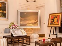 A World of Art Awaits You at Hôtel des Arts Saigon