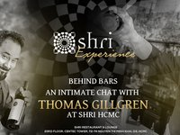 Behind Bars: An Intimate Chat with Thomas Gillgren at SHRI HCMC