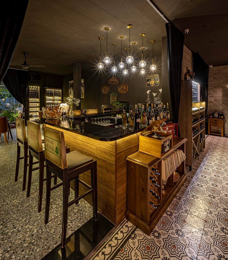 wine bars in Saigon