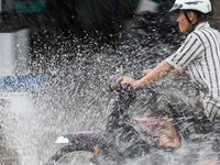 Rainy Rider: A Guide to Riding During Monsoon Season