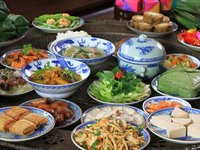 Essential Vietnamese New Year Foods - Central food