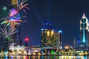 Christmas and New Year's Eve 2017-2018 in Ho Chi Minh City: Top Places to Party