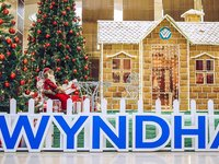 Festive Celebrations at Wyndham Legend Halong Hotel in Halong Bay