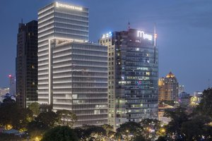 Deutsches Haus: German World-Class Design in Ho Chi Minh City