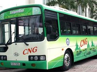 Eco Friendly Buses in Ho Chi Minh City