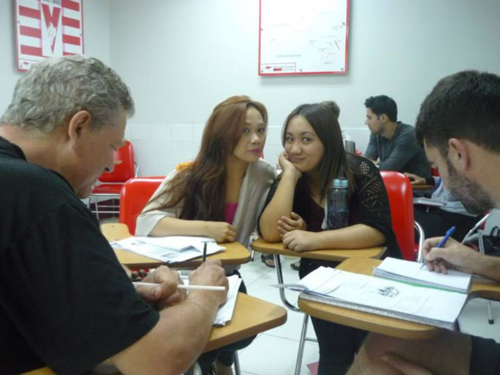 English Teacher Vietnam