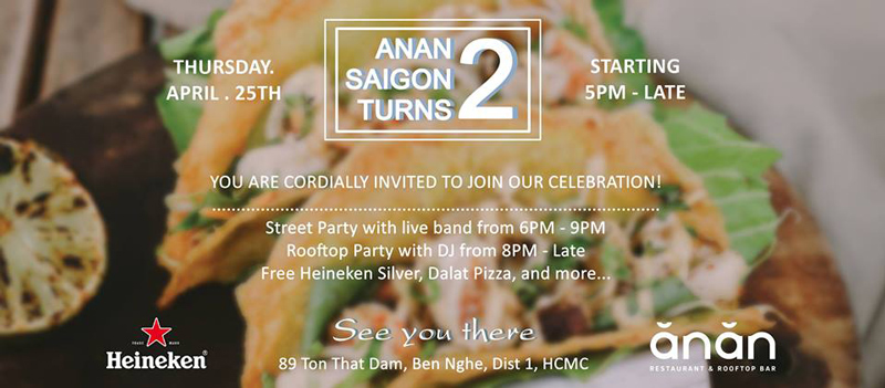 Best Events of the Week in Saigon