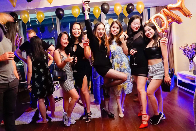 Best of events in Saigon