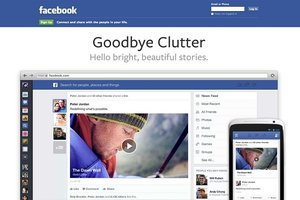Facebook redesigns business pages with new look