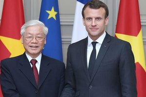 In Vietnam, French Consul Seeking To 'Reinforce The Links'