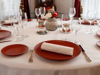 Gastronomique Codes of Love at La Villa French Restaurant