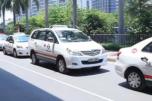 Getting the right taxis in Saigon by avoiding scams