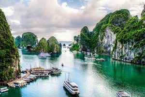 Cruising over a Decade of Development in Ha Long