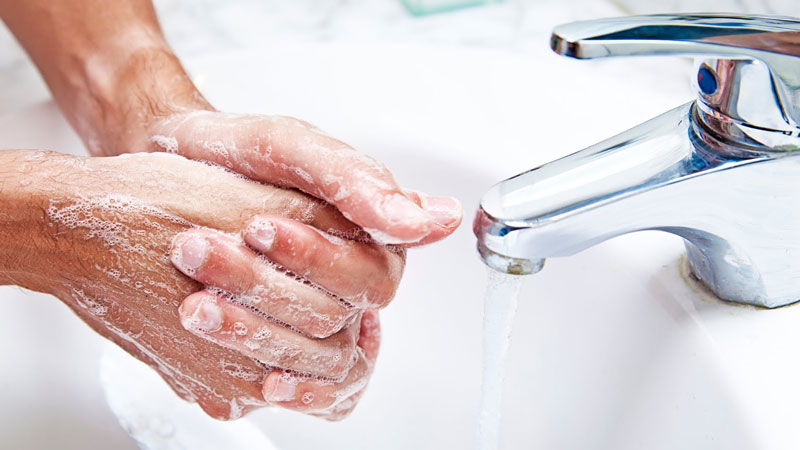 Hand Cleaning