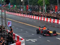 Hanoi to Host Formula One's First Race in Vietnam in April of 2020