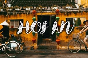 Hoi An, Vietnam, The most BEAUTIFUL City in the world