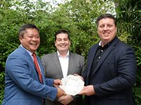 Ho Tram Open Awarded Asian Tour 2015 Event Of The Year