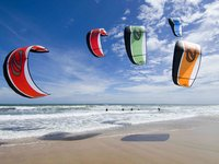 Kitesurfing Equipment: Safety and Choice