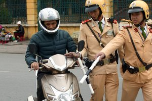 Traffics Fines and Penalties in Vietnam: Know the Risks!