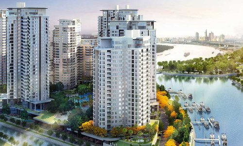Diamond Island Luxury Residences
