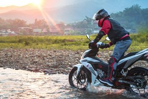 Launch of UK Government's Safe Motorbike Campaign in Vietnam
