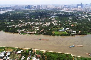 Saigon's Thanh Da Peninsula Set to Get a Facelift