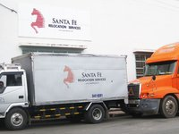 Santa Fe Relocation Services. A Helping Hand for Moving
