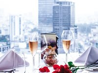 Celebrate Valentine's with a View at Level 23 Signature Restaurant