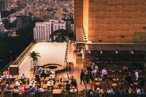 Best Rooftop Bars in Saigon