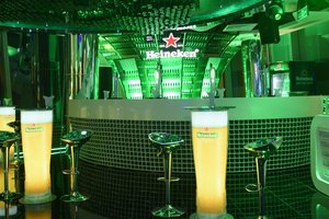 Beer from an Altitude: The World of Heineken at Bitexco