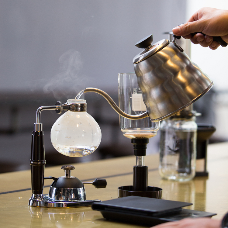 Syphon Coffee Maker