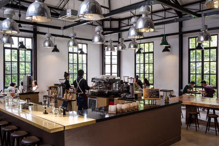 The Workshop - Speciality Coffee in Saigon